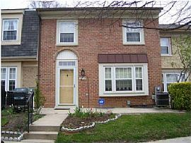 Howard County 2 bdrm 2 Ba Townhome
