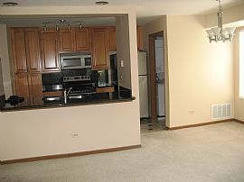 2 Bedroom, 1 kitchen, 1 1/2 bath, fire place and balcony
