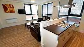 Spacious 1 Bedroom Apartment - Fully Equipped