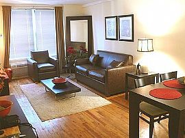 Gorgeous and Beautifully Furnished 1 Bedroom Apartment