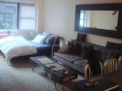 Furnished 1 Bedroom Studio Apartment - Short/Long TeRM $2795