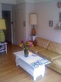 Charming 2 BR, 1 BA Apartment in 1920's Building