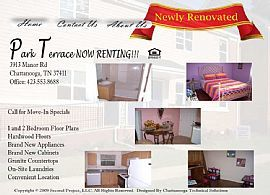 Just Renovated 2 BR, 1 BA Apartment - All New !!!