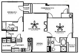 Clean 2 Bedroom Condo - Available Immediately