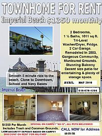 Remarkable 2 Bedroom Condo - Close to Base