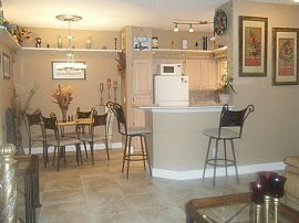 Beautiful, Fully Furnished, 2 Bedroom Turn Key Condo with View!