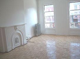 Large 1 Bedroom Apartment in Crown Heights with Hardwood Floors