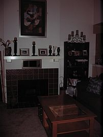 Large 1 Bedroom Condo in Gated Community