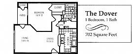 Sublime 1 Bedroom Apartment with Huge Savings!