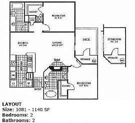 Special Price Ends January 31 For a Full 12 Month Lease!!