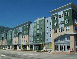 Great Apartments in Student Housing Community